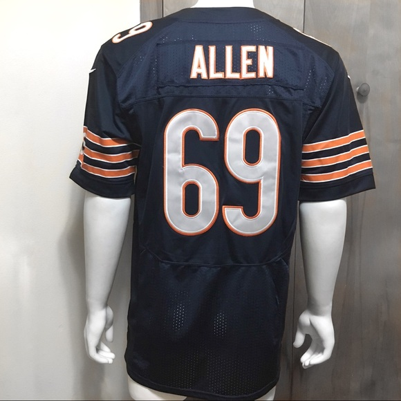 Chicago Bears Allen #69 Jersey
